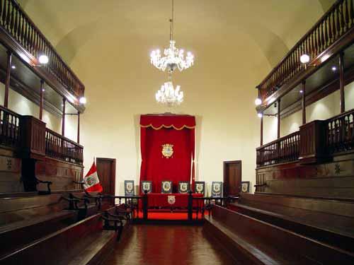 Sobre la Historia reciente del Perú como posible causa en favor del restablecimiento de la pena capital