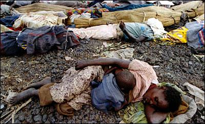 Crítica de la película Hotel Ruanda